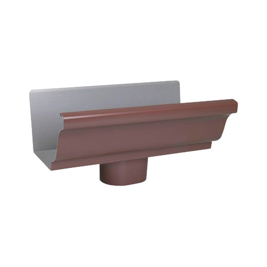 Gutter Connectors, End & Corner Pieces