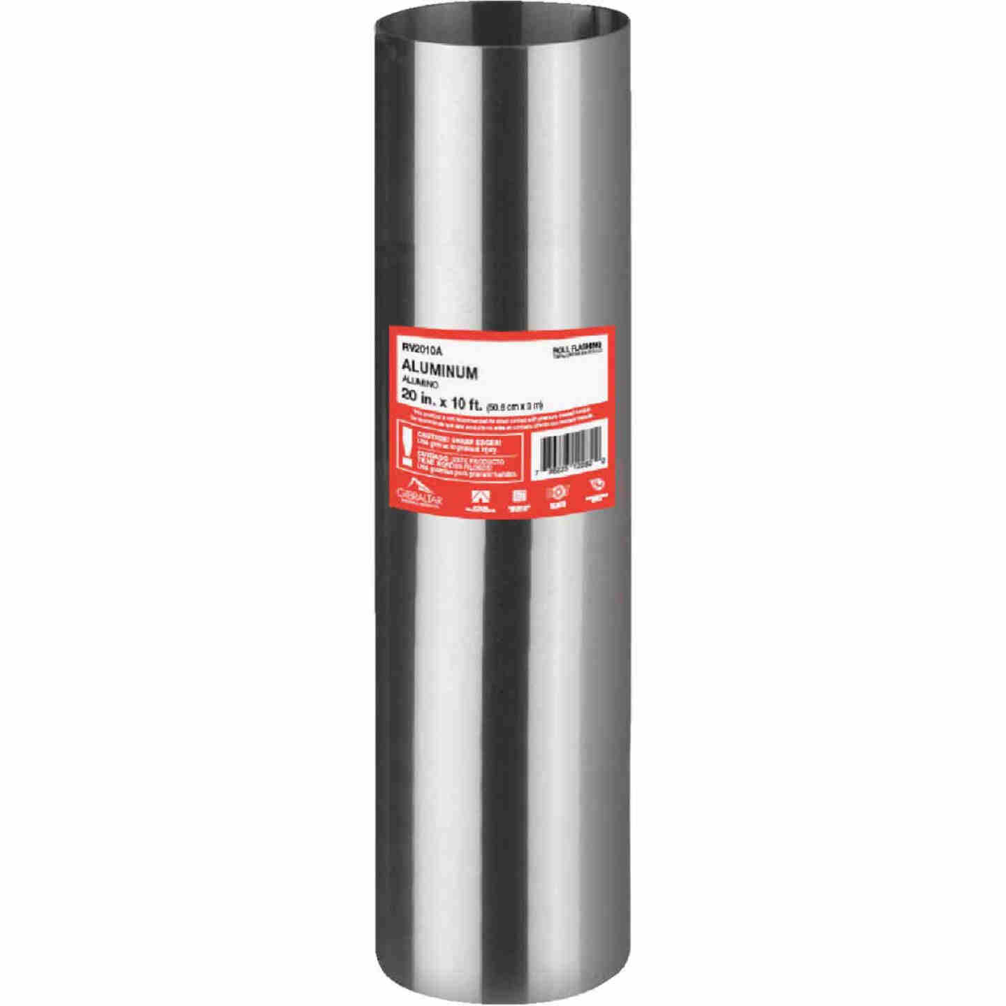 NorWesco 20 In. x 10 Ft. Mill Aluminum Roll Valley Flashing Image 1
