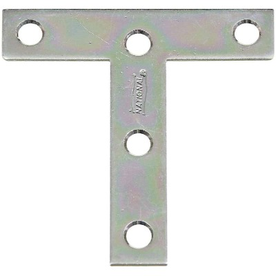 National Catalog 1161BC 3 In. x 3 In. T-Plate