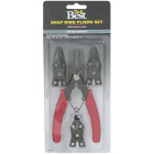 Do it Best Snap Ring Pliers Set Image 2