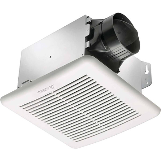 Delta BreezGreenBuilder 80 CFM 0.8 Sones 120V Bath Exhaust Fan
