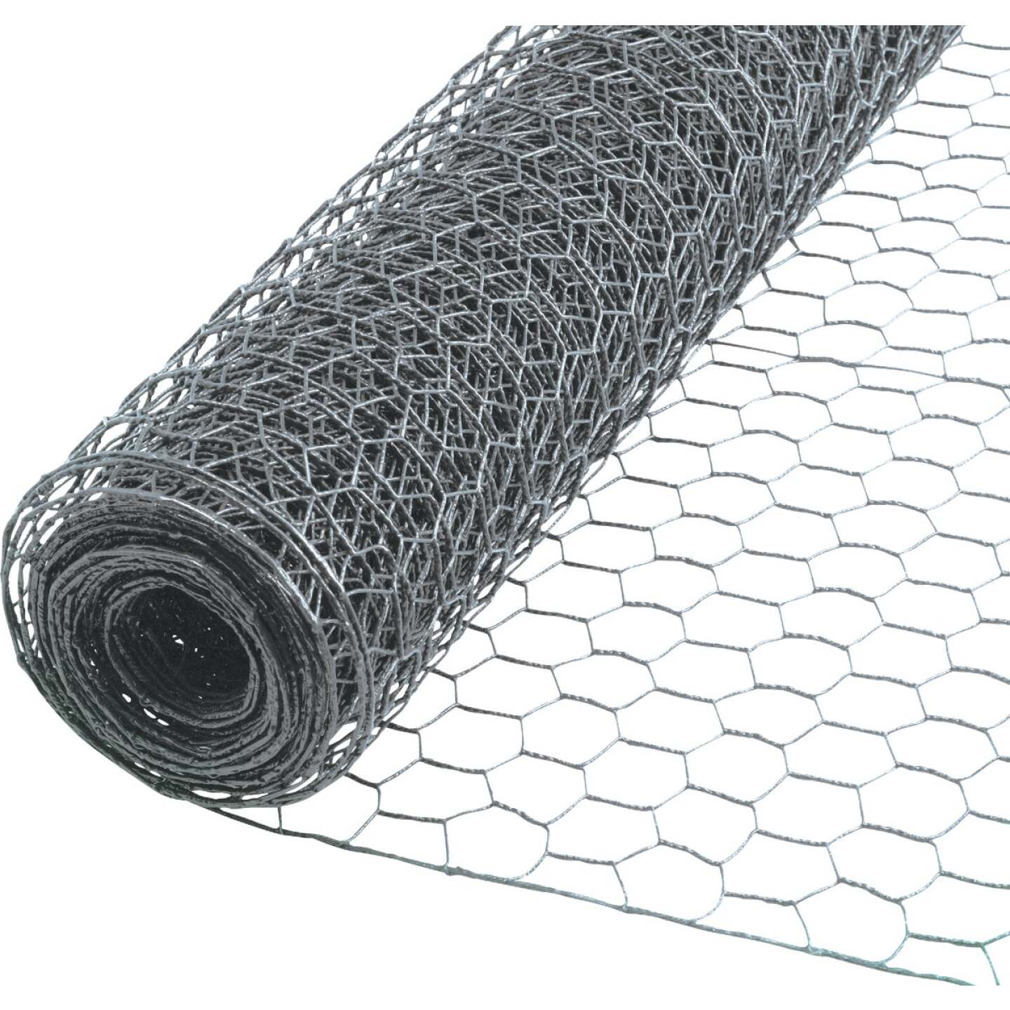 Do it 1 In. x 12 In. H. x 150 Ft. L. Hexagonal Wire Poultry Netting Image 1