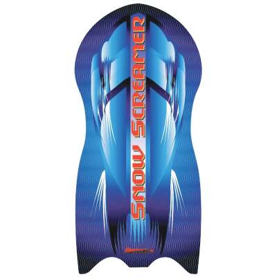 Flexible Flyer Snow Screamer Foam 47 In. Snow Sled
