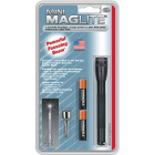Maglite 9 Lm. Xenon 2AAA Flashlight Image 2