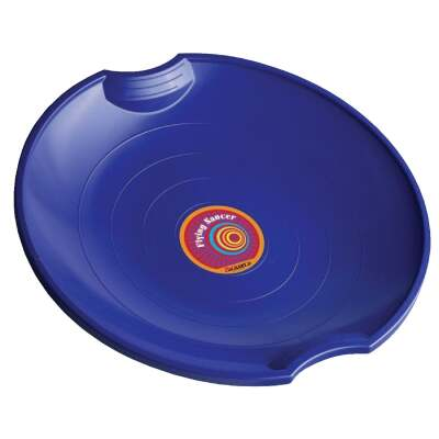 Flexible Flyer 26 in. Polyethylene Saucer Sled